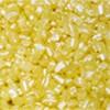 Cukor dekoračný - nerozpustný žltý